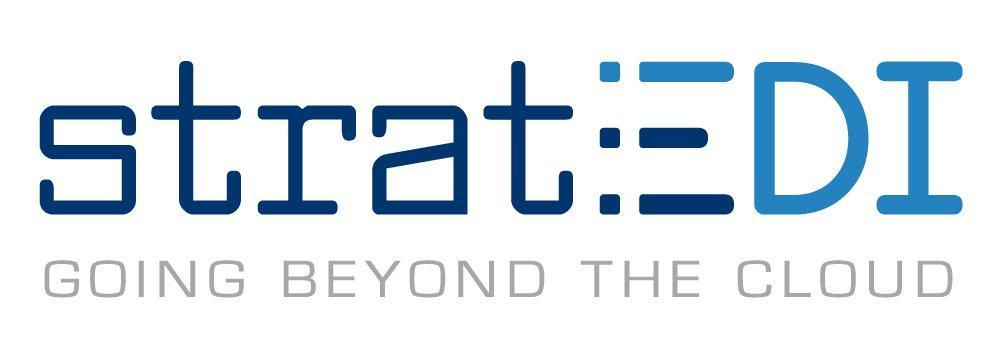 stratEDI Gesellschaft für Kommunikationskonzepte und -lösungen mbH Logo