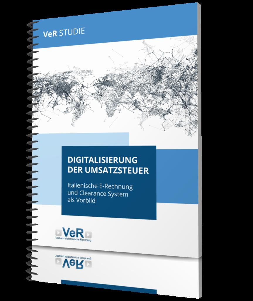"""VeR-Studie """"Digitalisierung der Umsatzsteuer"""""""