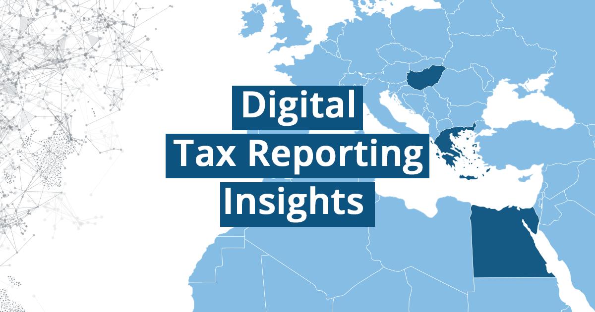 Digital Tax Reporting Insights